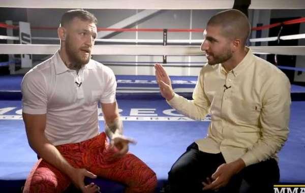 McGregor praat over Mayweather, Racisme aantijgingen, Malignaggi & $100M payday
